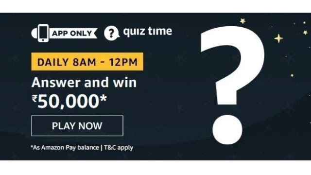 Amazon-Quiz-Answers-For-Today-4th-May-2020-Win-Rs.50,000-Amazon-Pay-balance