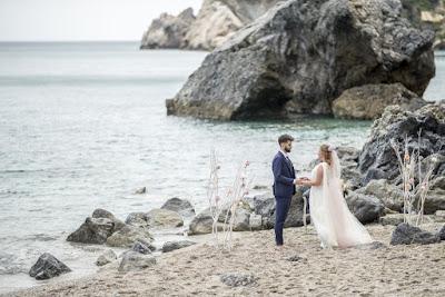 matrimonio spiaggia liguria