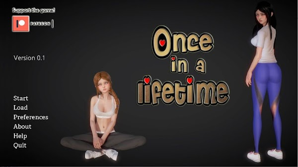 Once in a Lifetime v0.1 Game Download