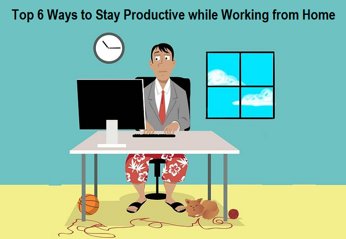 Ways to Stay Productive