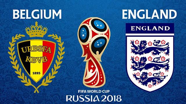 كورة لايف | بث مباشر مباراة إنجلترا وبلجيكا اليوم في كأس العالم 2018