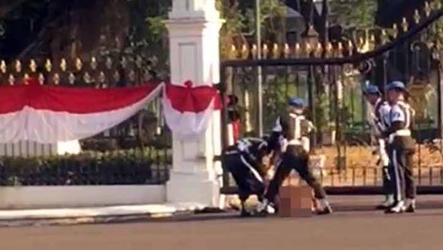 Kecam Tindakan Brutal Paspampres saat Tangkap Pria Bugil di Istana, DPD: Revolusi Mental Gagal, Pecat Aja!