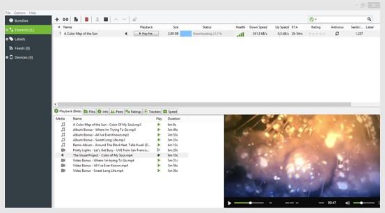 تحميل برنامج يو تورنت اخر اصدار عربي مجانا µTorrent