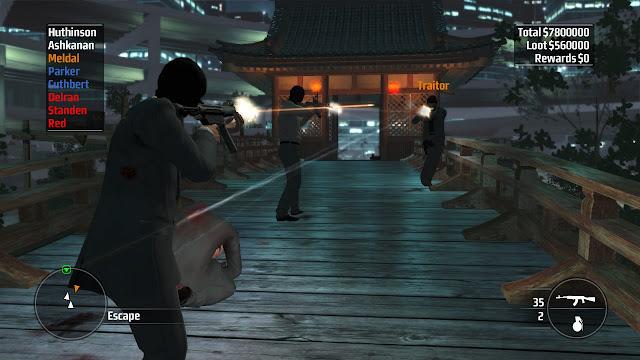 Kane And Lynch Dead Men Full Version PC Game