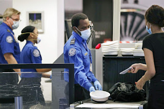 Travelers not wearing masks face fines up to $1,500: TSA