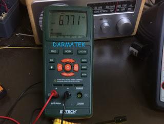 Darmatek Jual Extech LCR-200 Passive Component LCR Meter