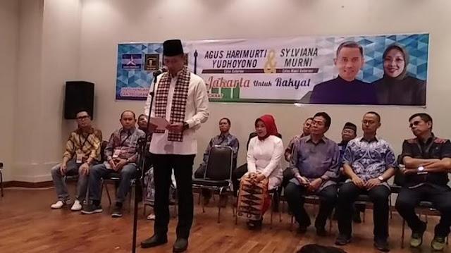 Suaranya Bergetar, Matanya Berkaca-kaca, Agus Yudhoyono Mengaku Berat Meninggalkan Militer