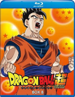 Dragon Ball Super – Box 8 [2xBD25] *Con Audio Latino