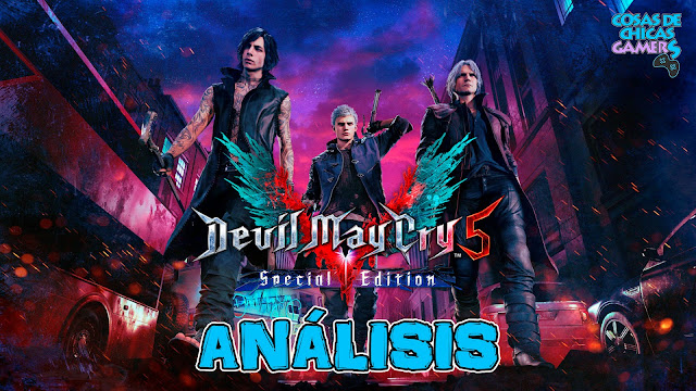 Analisis de Devil May Cry 5 Special Edition para PlayStation 5