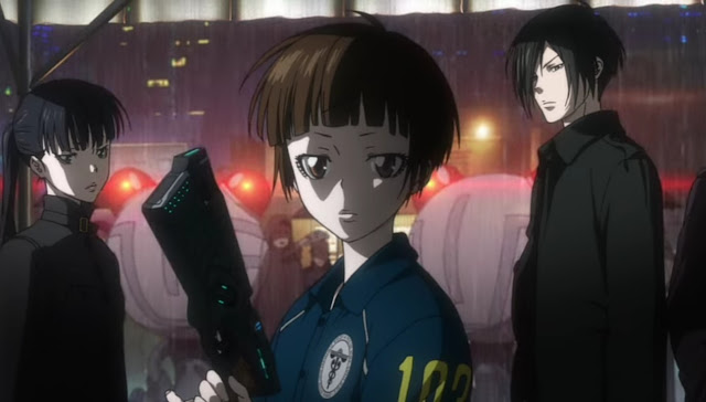 Review Anime Psycho Pass Season 1