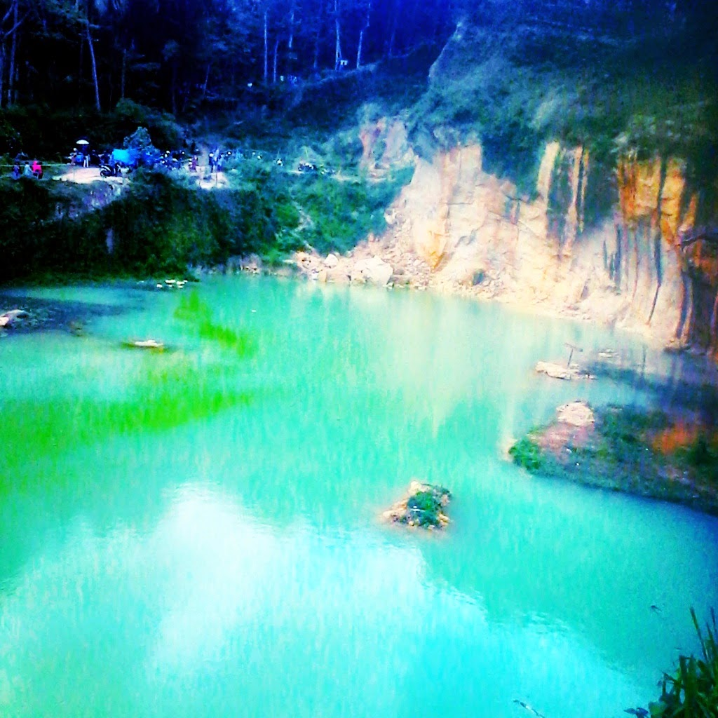 Danau Lereng Pandawa Blingoh Donorojo Jepara