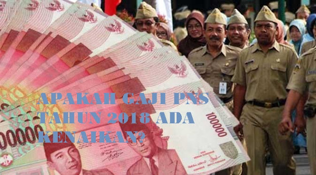 Presiden Jokowi Janji Naikkan Gaji PNS, Dengan Syarat...
