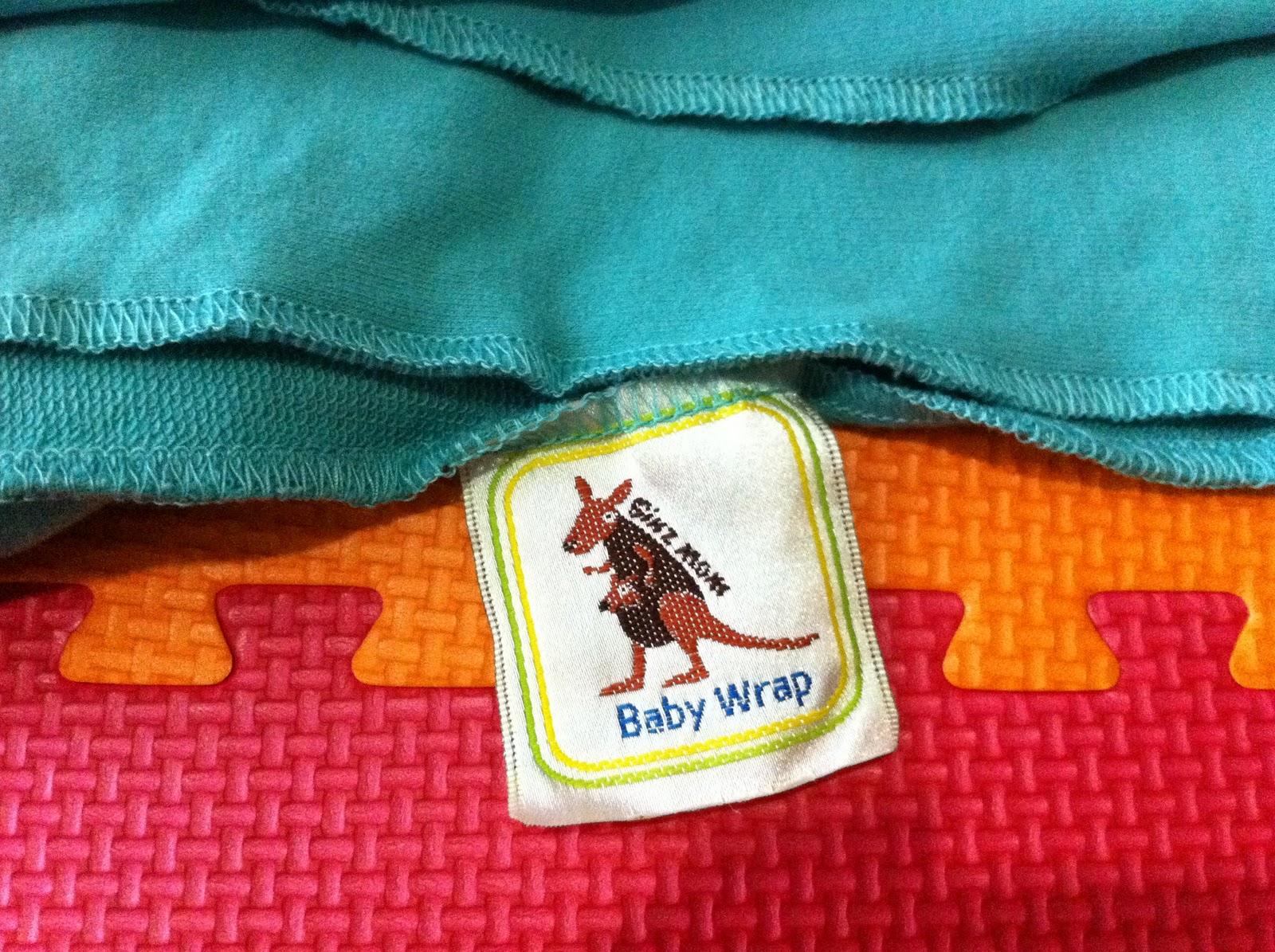 Garage Sale Baby Stuff Ginzmom Baby Wrap