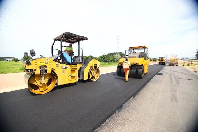 O DF terá que usar asfalto ecológico em suas rodovias