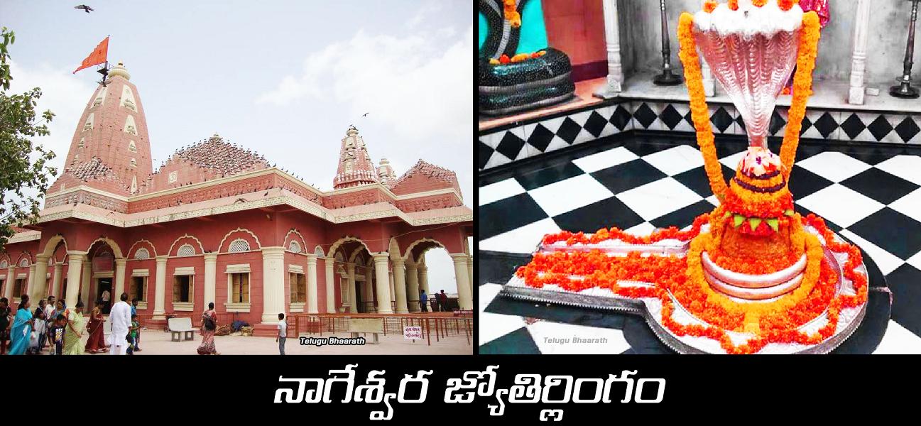 నాగేశ్వర జ్యోతిర్లింగం - Nageshwar jyotirlinga