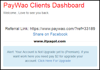 PayWao Dashboard