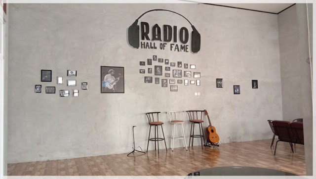 radio dalam kopi purwokerto