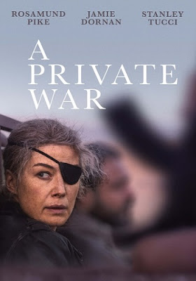 A Private War [2018] [DVD R1] [Latino]