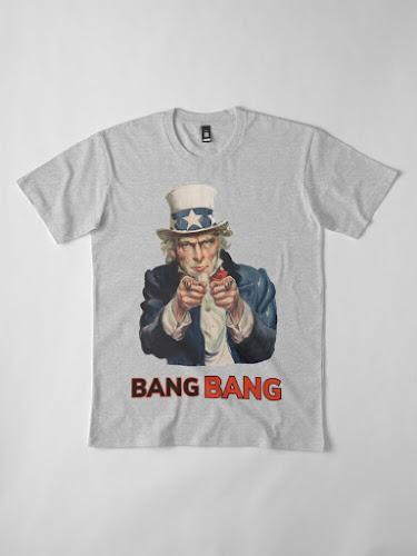 Uncle Sam - Bang Bang T-shirt