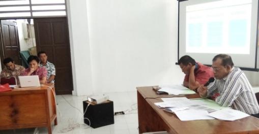 Bappelitbangda Selayar ,Lakukan Koordinasi, Usulan DAK 2018
