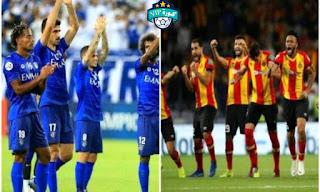 جو فور كورة مباراة الهلال السعودي والترجي التونسي كأس العالم للاندية