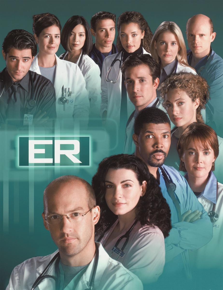 ER Emergencias Serie Completa Subtitulado 720p