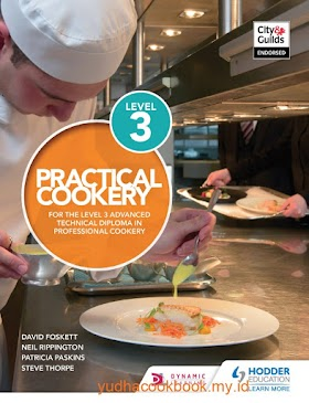 Practical Cookery For Lev 3 Adv Tech Dip