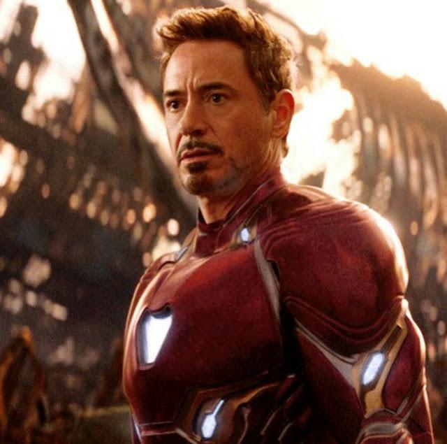 Tony Stark Wallpaper Free Download