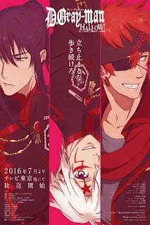 D.Gray-man Hallow Full Episode 1-13 (END) Subtitle Indonesia