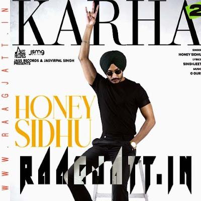 Karha 2 by Honey Sidhu lyrics