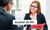Auxiliar de RH