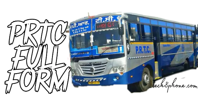 PRTC full form - brief history