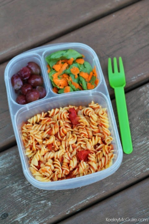 Cold Pasta Recipes For Lunch Box