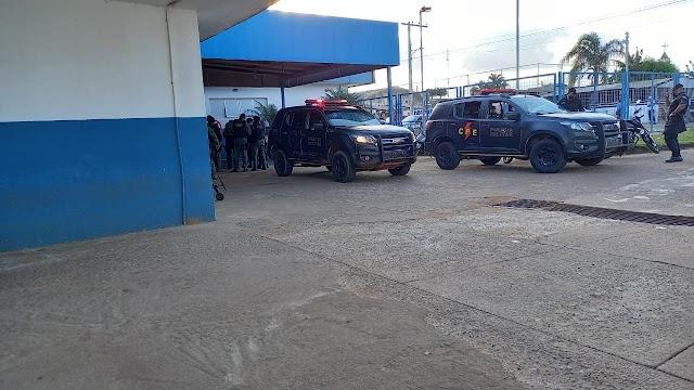 Anápolis: Homem envolvido com sequestro e roubo à banco morre após confronto com o GRAER