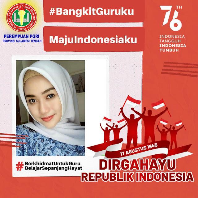 Link Pasang Twibbon Bangkit Guruku Maju Indonesiaku