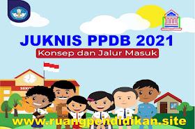 Juknis PPDB Jenjang TK, SD, SMP, SMA dan SMK Tahun Pelajaran 2021/2021