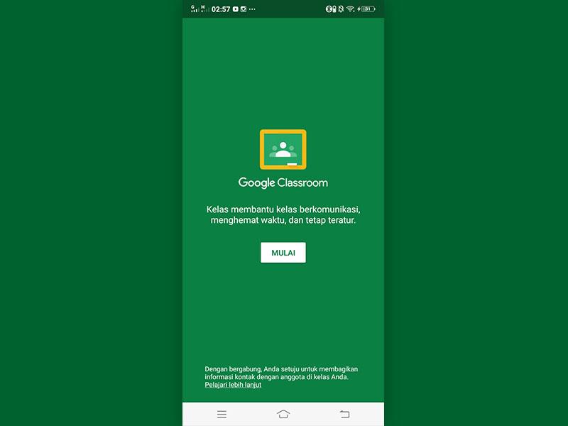 Cara Menggunakan Google Classroom di HP Untuk Siswa dan Guru dengan Mudah