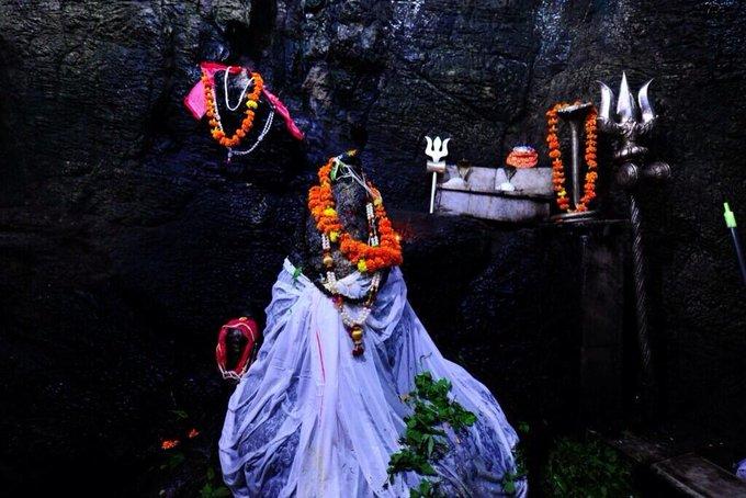 Shiv Khori Cave Temple