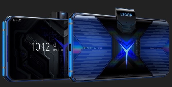 Lenovo Legion Phone Duel: Unpacking and First Look