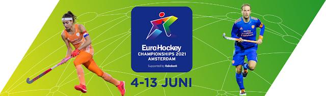 Campeonato de Europa femenino 2021 (Amstelveen, Holanda) - Semifinales