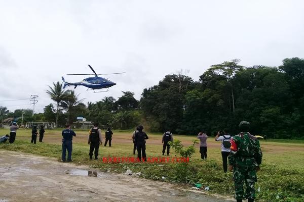 Gubernur Kalteng dan Kapolda Tiba di Bumi 'Jari Janang Kalalawah'