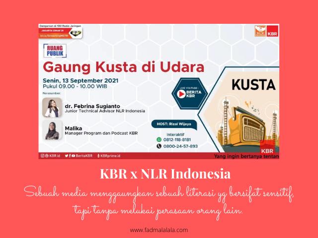 program kbr dan nlr