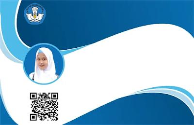Free Kartu Pelajar  : Download Kartu Pelajar Coreldraw Dan Illustrator
