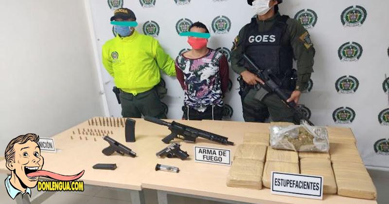 Venezolano detenido en Colombia por matar a tres personas tras echarle un piropo a la novia
