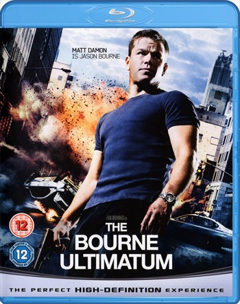 The Bourne Ultimatum 2007 Dual Audio Hindi 720 BRRip 700mb