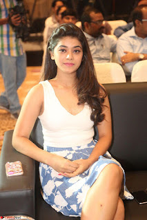 Yamini in Short Mini Skirt and Crop Sleeveless White Top 079.JPG