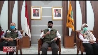 Wali Kota Sukabumi H. Achmad Fahmi.