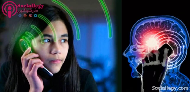 أشعة الأجهزة المحمولة وتأثيرها على الصحة