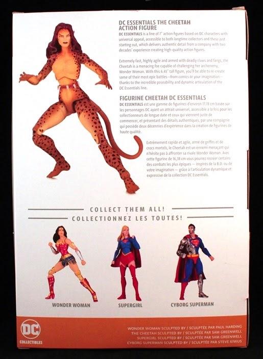 DC Comics Collectibles The Cheetah #15