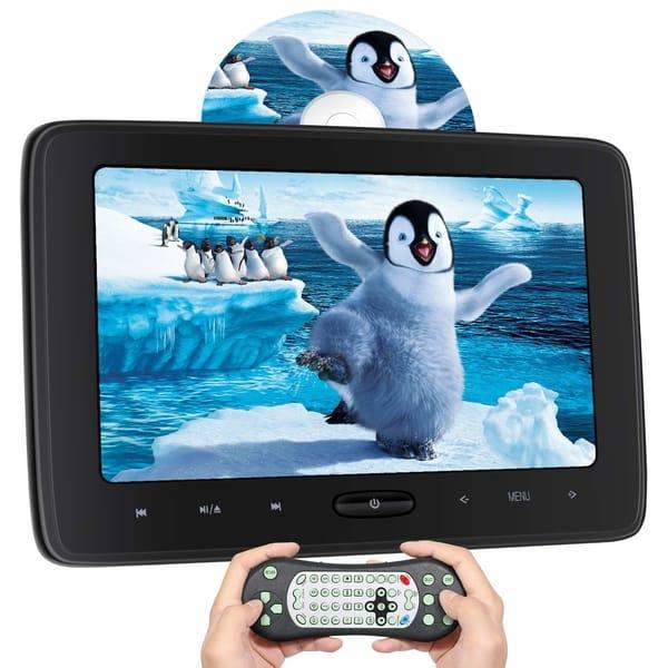 SINYOFOX 10.1 Inch Car DVD Player